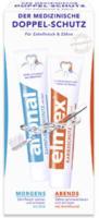 aronal + elmex Mundhygiene-Set jede 2 x 75 ml-Doppelpackung