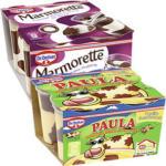 Dr. Oetker Marmorette oder Paula Pudding versch. Sorten, jede 4 x 125 g = 500 g/4 x 100 g = 400-g-Packung