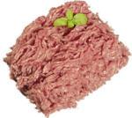 Frisches Hackfleisch gemischt aus Schweine- und Rindfleisch,  je 1 kg