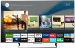 LED- & LCD-Fernseher - SONY KD49XE8077 LED TV (Flat, 49 Zoll, UHD 4K, Nein, SMART TV, Android TV)
