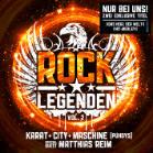 Rock & Pop CDs - Karat, City, Maschine, Matthias Reim - Rock Legenden Vol. 2 (Exklusive Edition inkl. 2 Bonus Tracks) [CD]