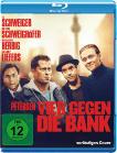 Abenteuer- & Actionfilme - Vier gegen die Bank [Blu-ray]