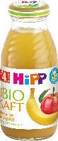 Hipp Saft 100% Bio-Saft Banane in Apfel nach dem 4. Monat
