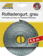 Schellenberg Gurtband maxi, grau
