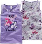 2 My little Pony Unterhemden