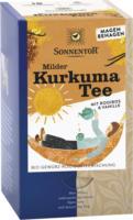 """Kurkuma-Tee """"Rooibos und Vanille"""""""