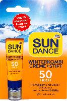 SUNDANCE Winterkombi Creme+Stift LF 50