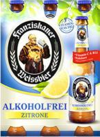 Franziskaner Alkoholfrei 6 x 0,33 Liter, versch. Sorten, jede Packung