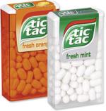 Tic Tac 100er Box versch. Sorten jede 49-g-Packung