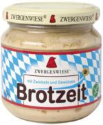 Zwergenwiese Streich Brotzeit