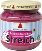 """Brotaufstrich """"Rote Bete-Meerrettich"""""""