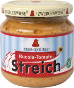 "Brotaufstrich ""Rucola-Tomate"""