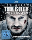Krimi & Thriller - THE GREY - UNTER WÖLFEN [Blu-ray]