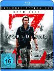 Abenteuer- & Actionfilme - World War Z (Extended Edition) [Blu-ray]
