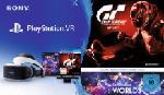 PlayStation 4 Konsolen - SONY PlayStation VR + Camera + VR Worlds + GT Sport