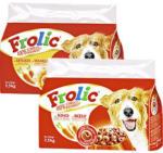 Frolic  Hunde-Trockennahrung versch. Sorten, jeder 7,5-kg-Beutel
