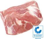 Frischer Schweinenackenbraten ohne Knochen,  je 1 kg