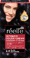 réell'e Haarfarbe Intensiv Color Creme Blauschwarz 2.8