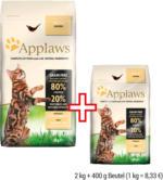 Applaws Trockennahrung 2 kg + 400 g gratis