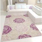 Teppich Saphir ca. 200 x 290 cm rose