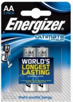 AA-Batterien Ultimate Lithium, 2 Stück