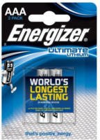 Lithium-Batterie Utimate AAA