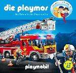 floff publishing Die Playmos (Folge 42) - Großbrand in der Feuerwache