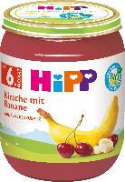 Hipp Früchte Kirsche mit Banane ab 6. Monat