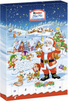 Ferrero Kinder Mini Mix Adventskalender jede 152-g-Packung