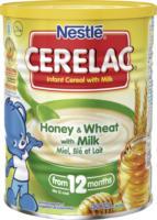 Nestlé BEBA Milchbrei Cerelac Honig 12M