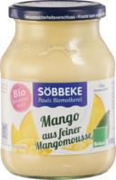 "Cremiger Joghurt ""Mango"""