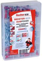 Fischer Meisterbox Duopower + Schraube 160 Stk.