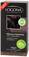 """Pflanzenhaarfarbe """"schwarz intense"""""""