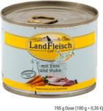 LandFleisch CAT Schlemmer-Topf 195 g Dose & 400 g Dose