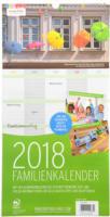 Familienkalender 2018 mit Fotos