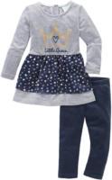Baby Kleid und Sweatleggings