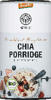 WYLD Demeter Chia Porridge Heidelbeere