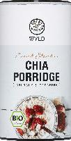 WYLD Chia Porridge Crunchy und Erdbeere
