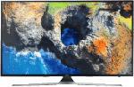 LED- & LCD-Fernseher - SAMSUNG UE49MU6199U LED TV (Flat, 49 Zoll, UHD 4K, SMART TV)