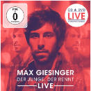 Rock & Pop CDs - Max Giesinger - Der Junge, der rennt (Live) [CD + DVD Video]