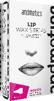 andmetics LIP WAX STRIPS Women Enthaarungsstreifen Oberlippe