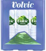 Volvic Naturelle, Leichtperlig 6 x 1,5 Liter oder Volvic Naturelle 8 Liter, jeder Kasten/jede Packung