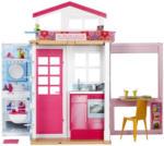 Barbie Ferienhaus mit Puppe