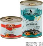 LandFleisch CAT Schlemmer-Topf 195 g / 400 g Dose
