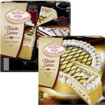 Coppenrath & Wiese Feinste Sahne Marzipan Torte oder Unsere Besten gefroren, jede 800/1500-g-Packung und weitere Sorten