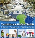 Textildruck Hafen