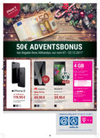 50 € ADVENTSBONUS