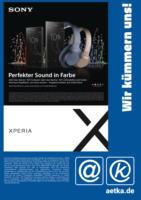 Xperia XZ1 vorbestellen + Gratis Premium Kopfhörer