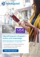 New Visa mit 25€ Startguthaben