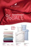 BETTENRID Winterwunder-Sale